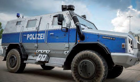PT CarPhone für Behörden